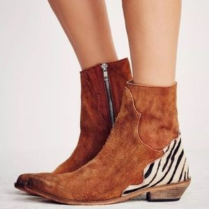 Free People Last Outlaw Boots